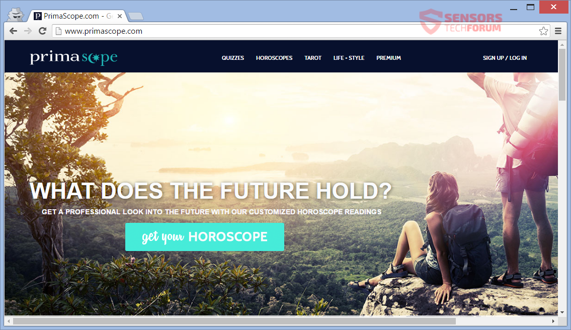 SensorsTechForum-primascope-com-prima-scope-ads-main-page