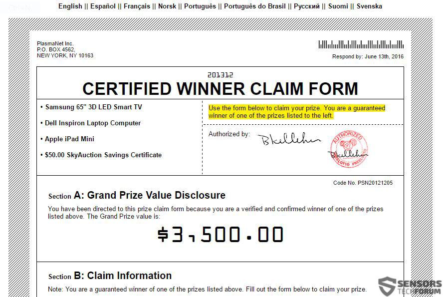 certified winner-sensorstechforum