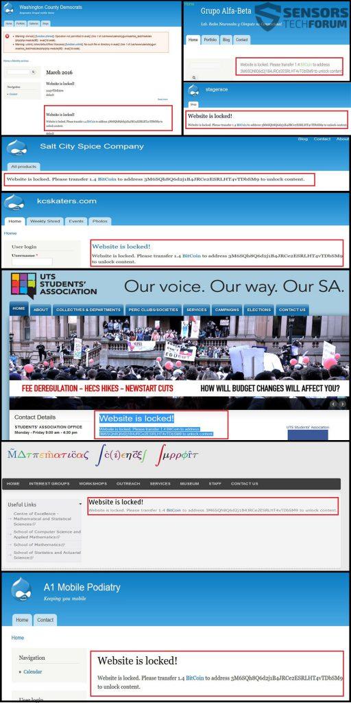 locked-websites-ransomware-sensorstechforum