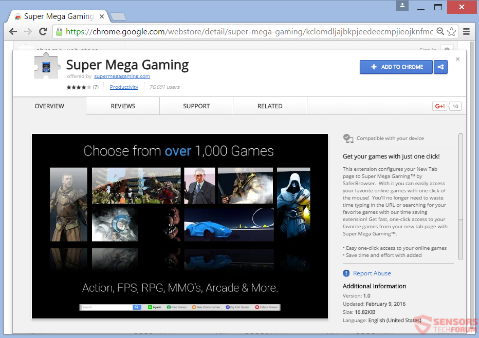 meggaming-com-super-mega-gaming-chrome-web-store-extension