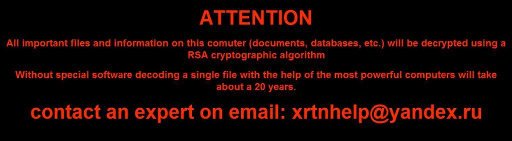 XRTN-ransom-note-sensorstechforum