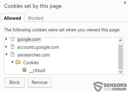 yessearches-cookies-sensorstechforum