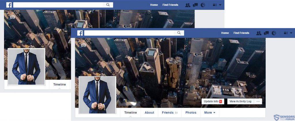 Duplizieren-Profile-sensorstechforum-Betrug-facebook