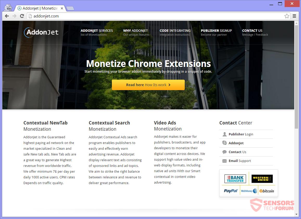 STF-addonjet-com-addon-jet-ads-adware-main-site-page