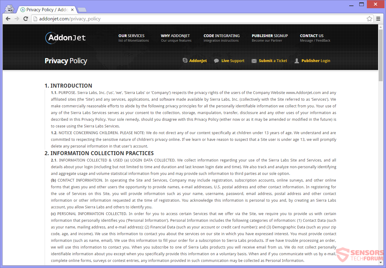 STF-addonjet-com-addon-jet-ads-adware-privacy-policy