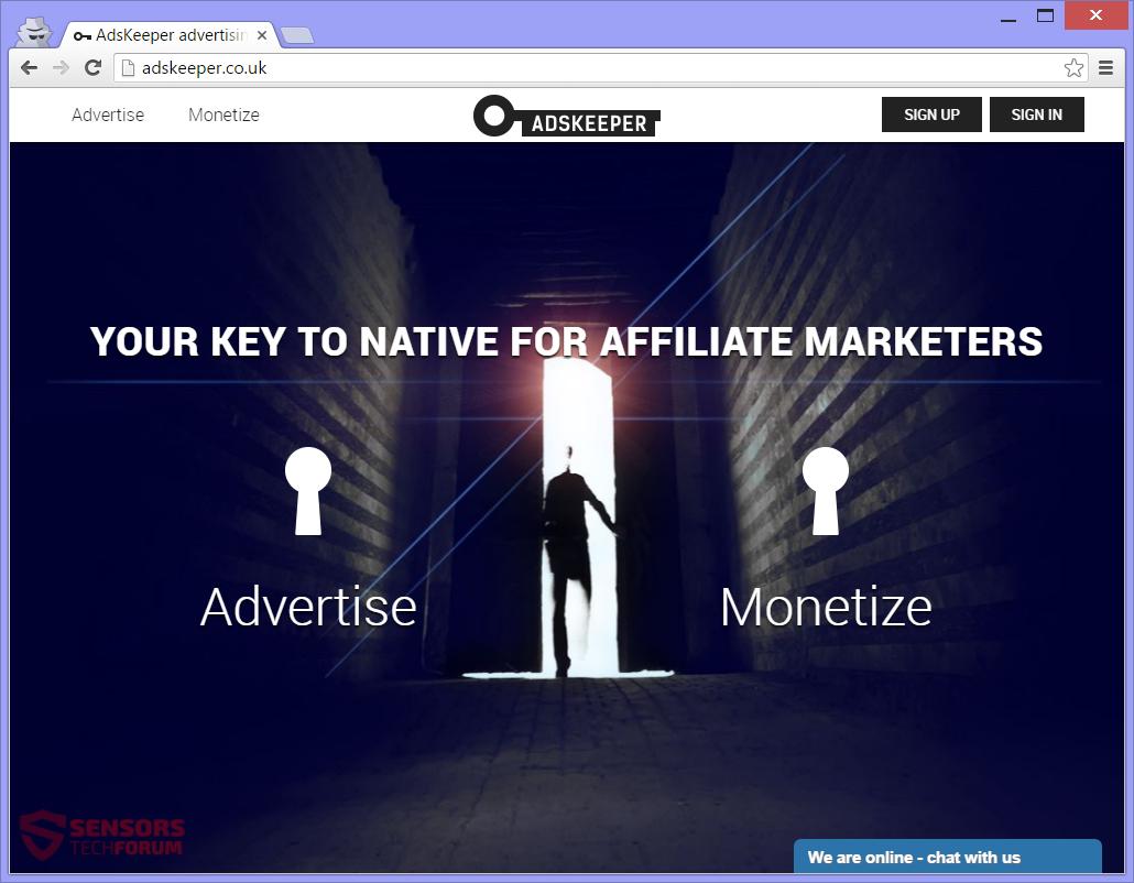 STF-adskeeper-co-uk-ads-keeper-adware-marketing-monetizing-platform-main-site-page