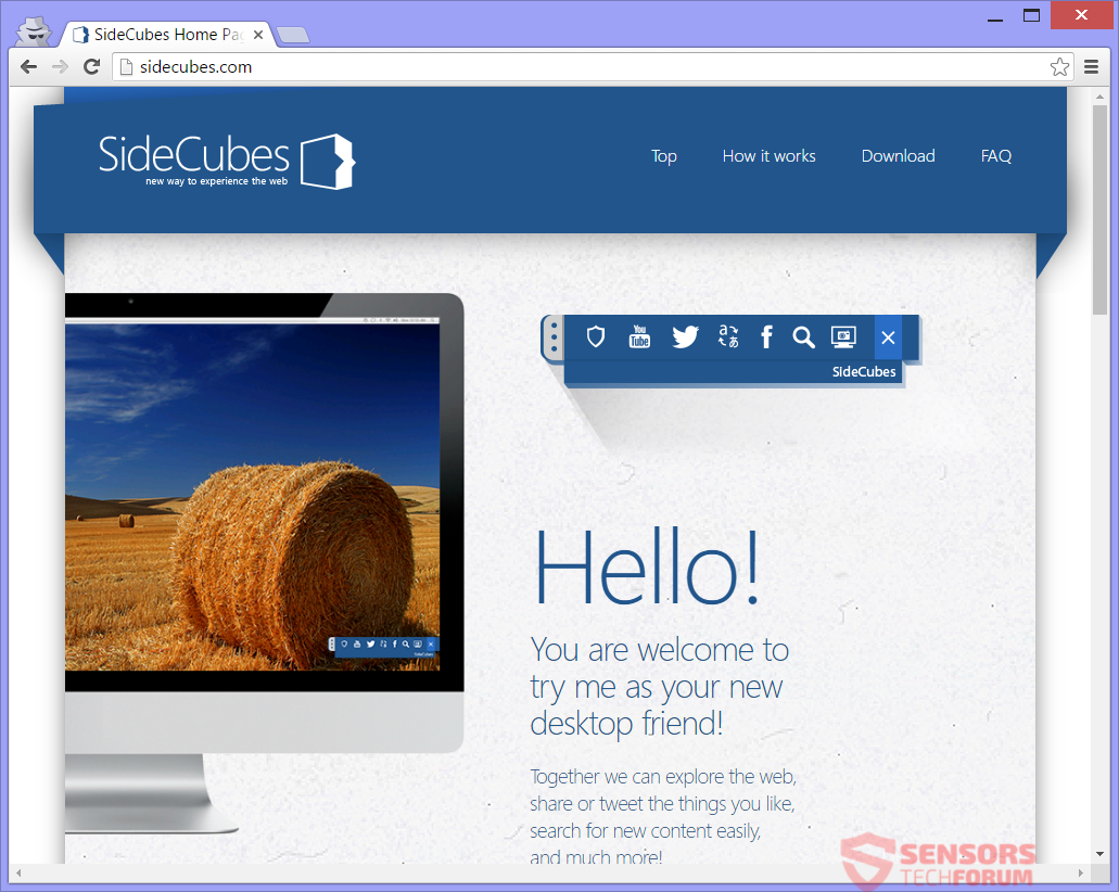 STF-sidecubes-com-search-side-cubes-hijacker-main-site-page