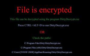 dirtydecrypt-ransomware-sensorstechforum