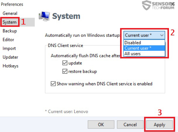hosts-file-system-settings-hostsman-sensorstechforum