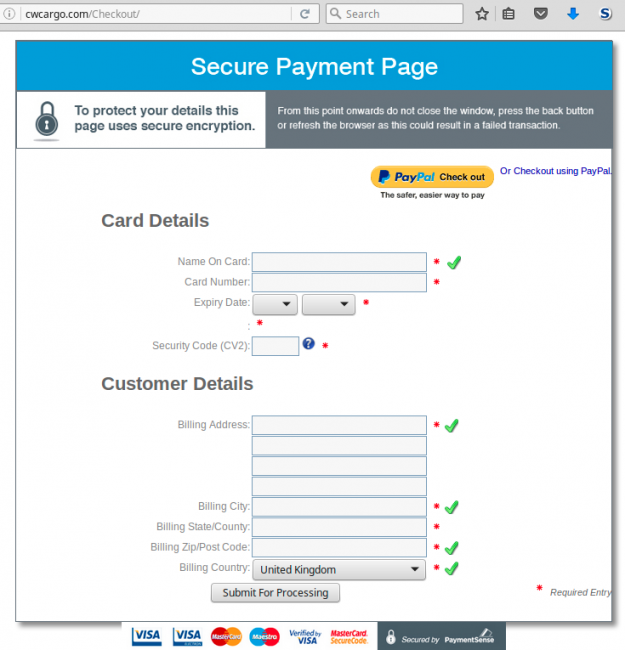 phishing-checkout-page-sucuri-stforum