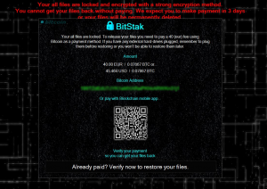 bitstak-ransomware-main-message-sensorstechoforum