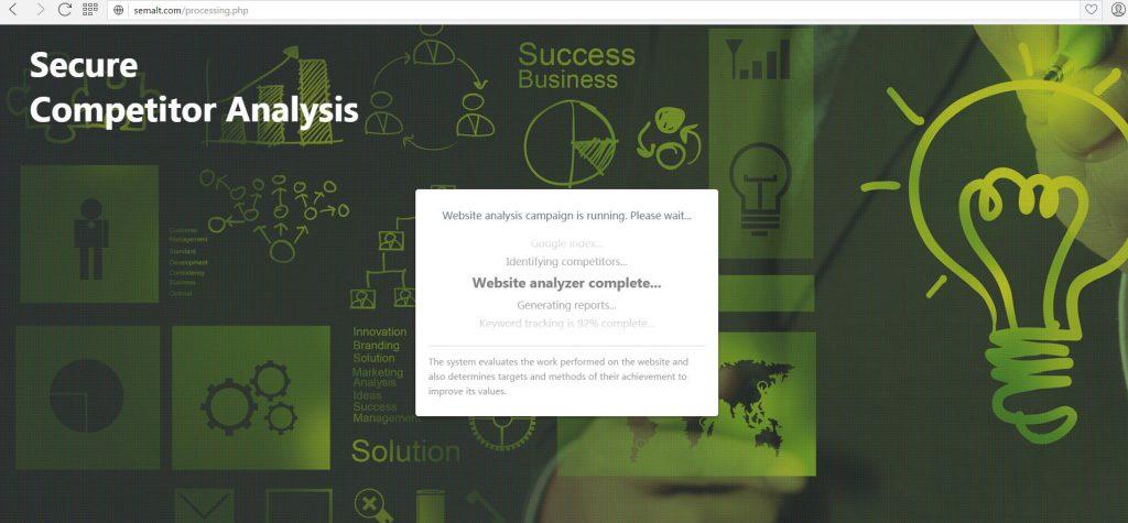 semalt-website-potential analysis