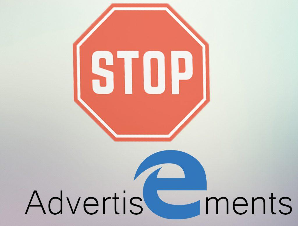 Bloker annoncer I Microsoft Edge browser (Simpel Tutorial) - Hvordan, Teknologi og pc-sikkerhed Forum | SensorsTechForum.com