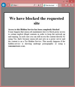 troldesh-ransomware-blocked-tor-site-sensorstechforum