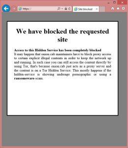 troldesh-ransomware-blocked-tor-site-sensorstechforum