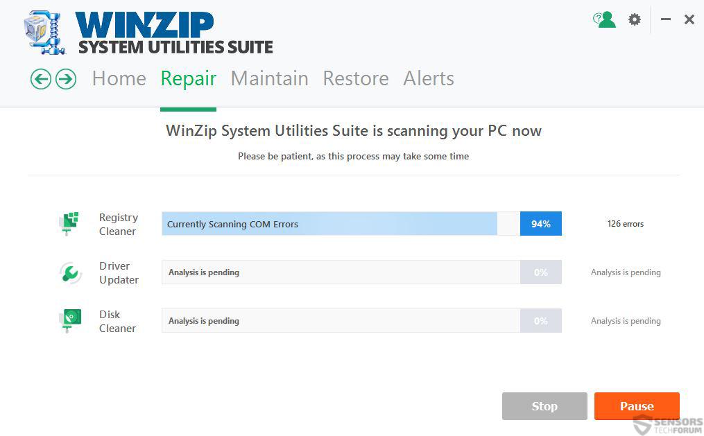 winzip-auto-scan-sensorstechforum