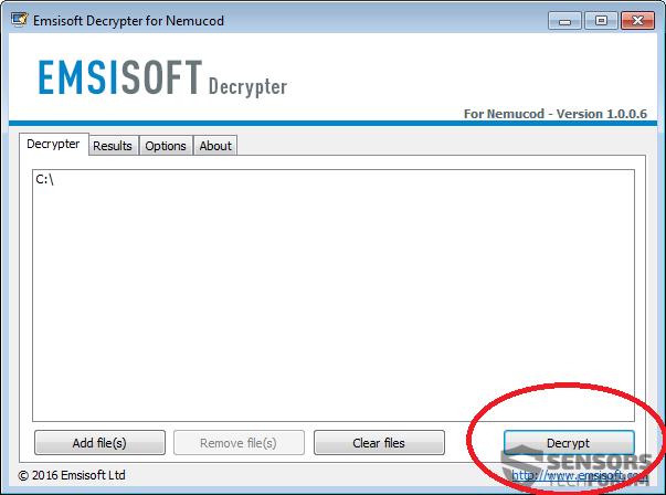 6-nemucod-decrypt-files-sensorstechforum