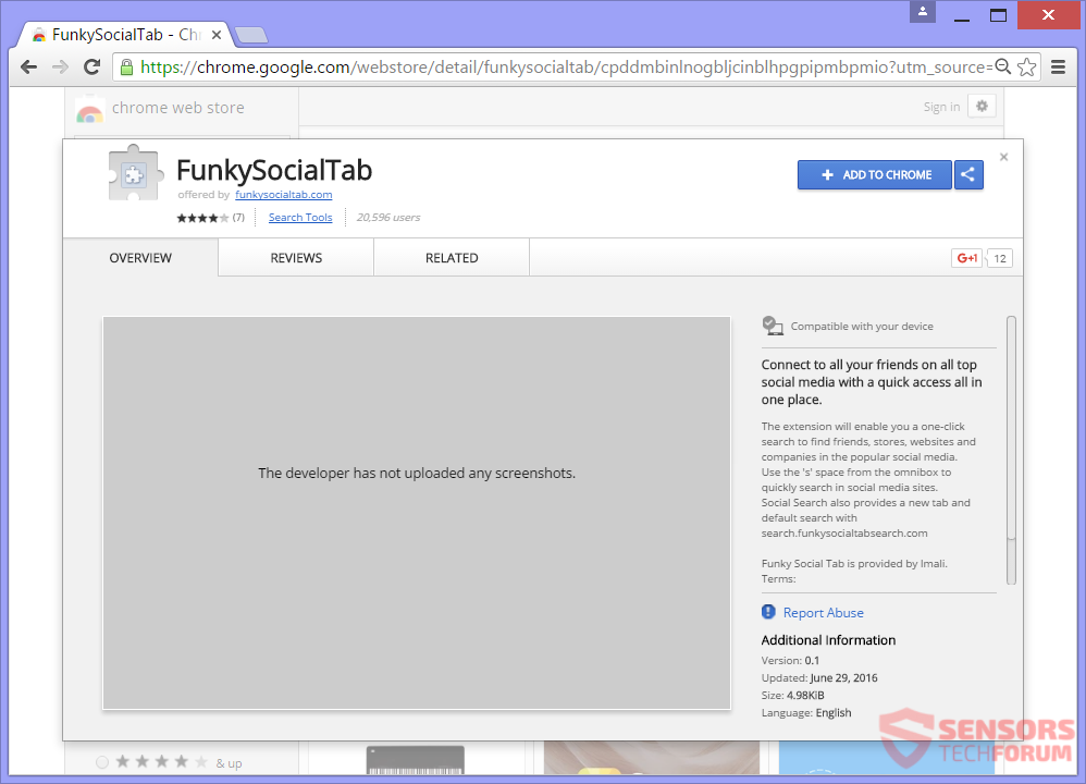 STF-funkysocialtab-com-funky-social-tab-google-chrome-web-store-extension