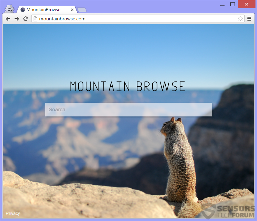 STF-mountainbrowse-com-mountain-browse-hijacker-safefinder-safe-finder-main-page