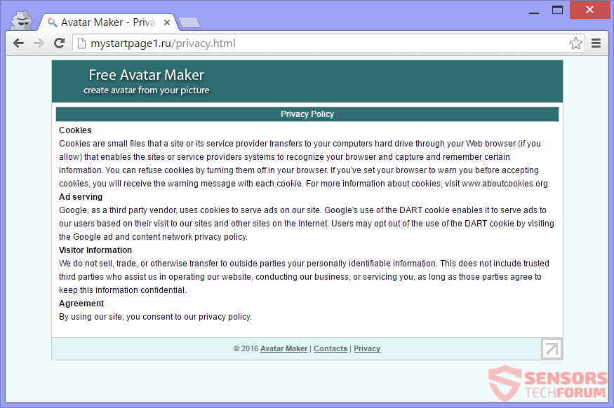 STF-mystartpage1-ru-startm-my-start-page-search-free-avatar-maker-privacy-policy
