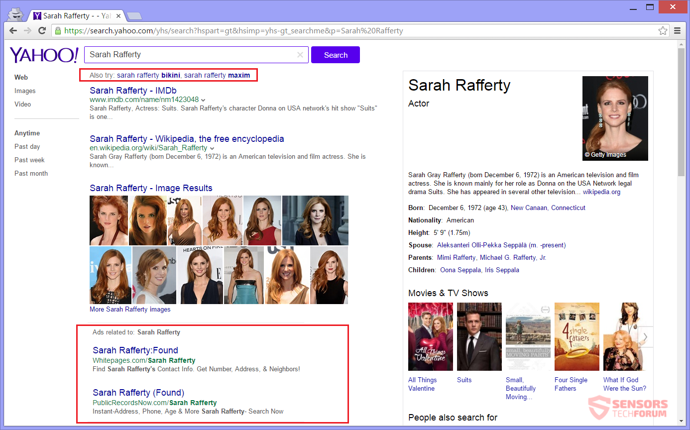 STF-searchme-com-search-me-browser-hijacker-sarah-rafferty-search-results