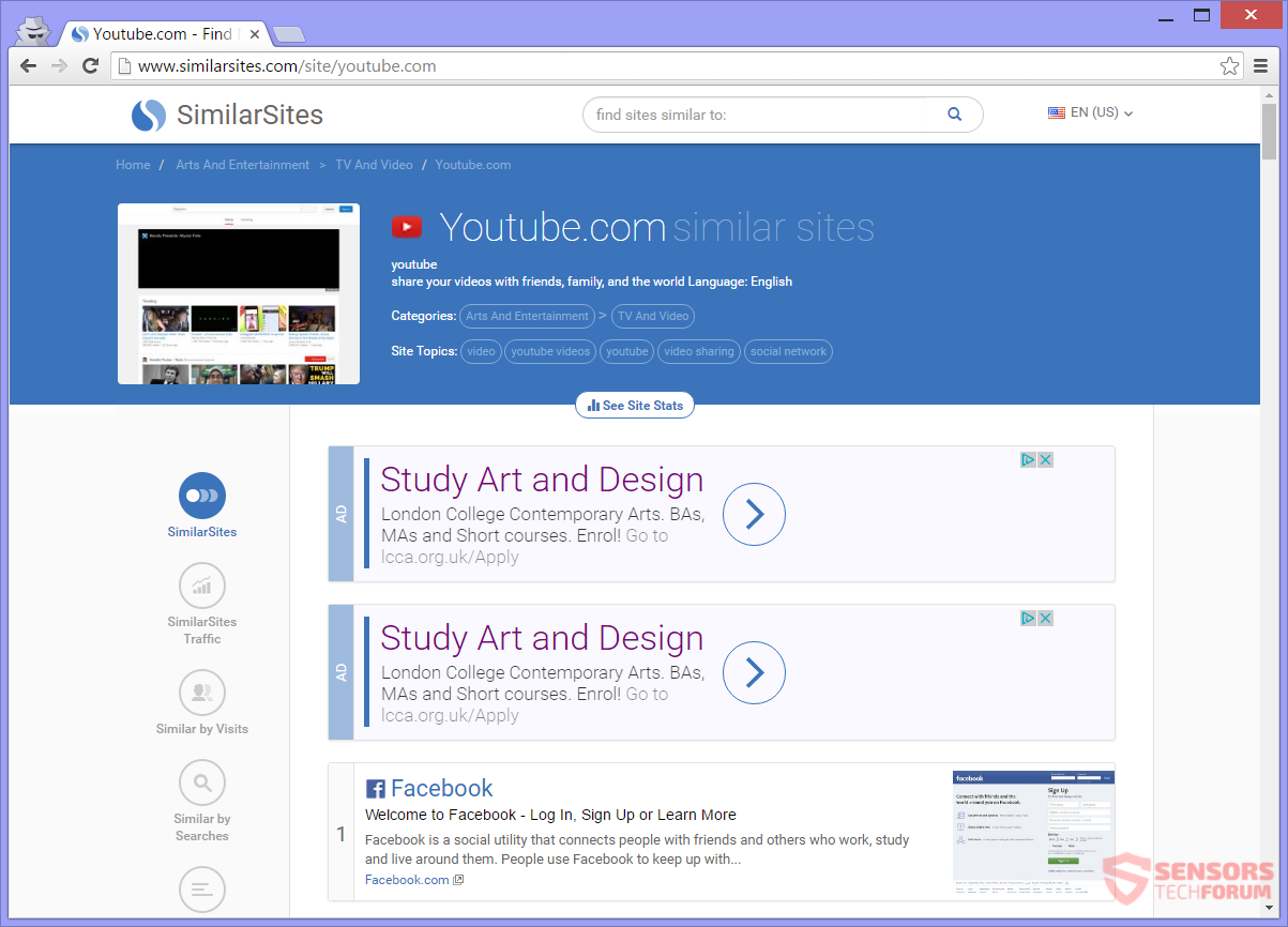 STF-similarsites-com-similar-sites-youtube-search-ads-sponsored-content