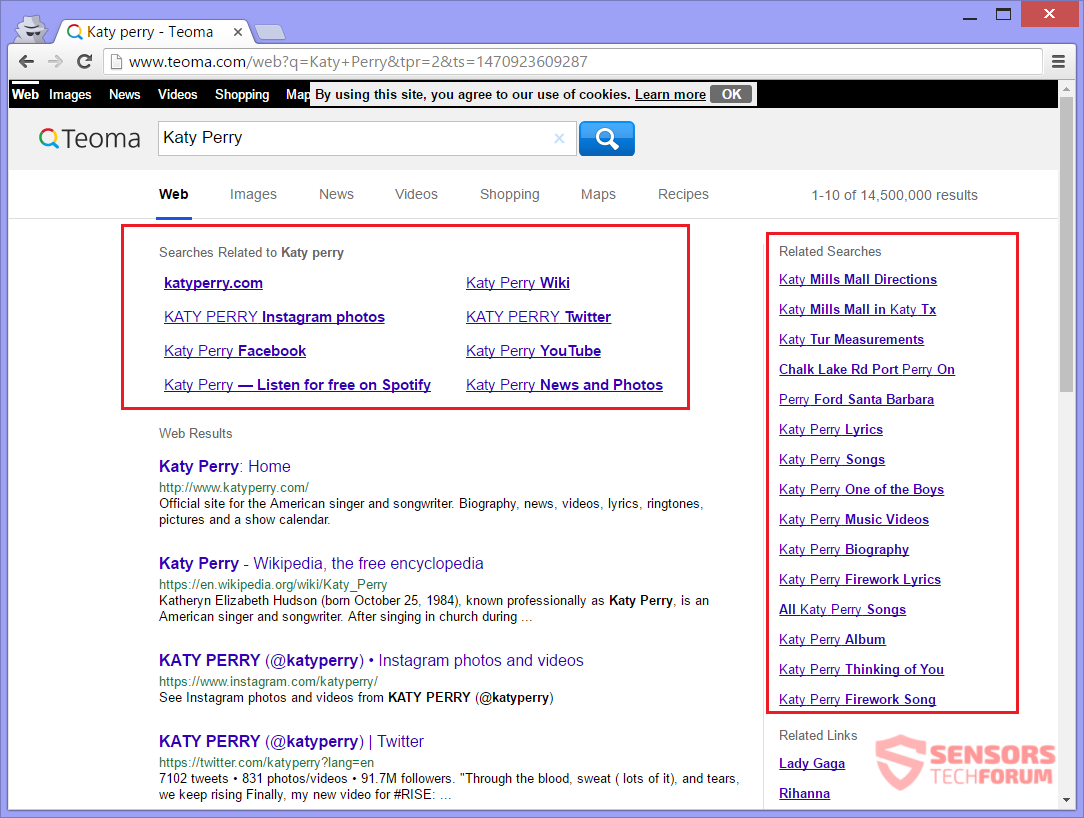 STF-teoma-com-browser-hijacker-apn-llc-katy-perry-search-results