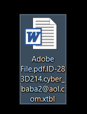 adobe-reader-xtbl-encrypted-file-cyber-baba-ransowmare
