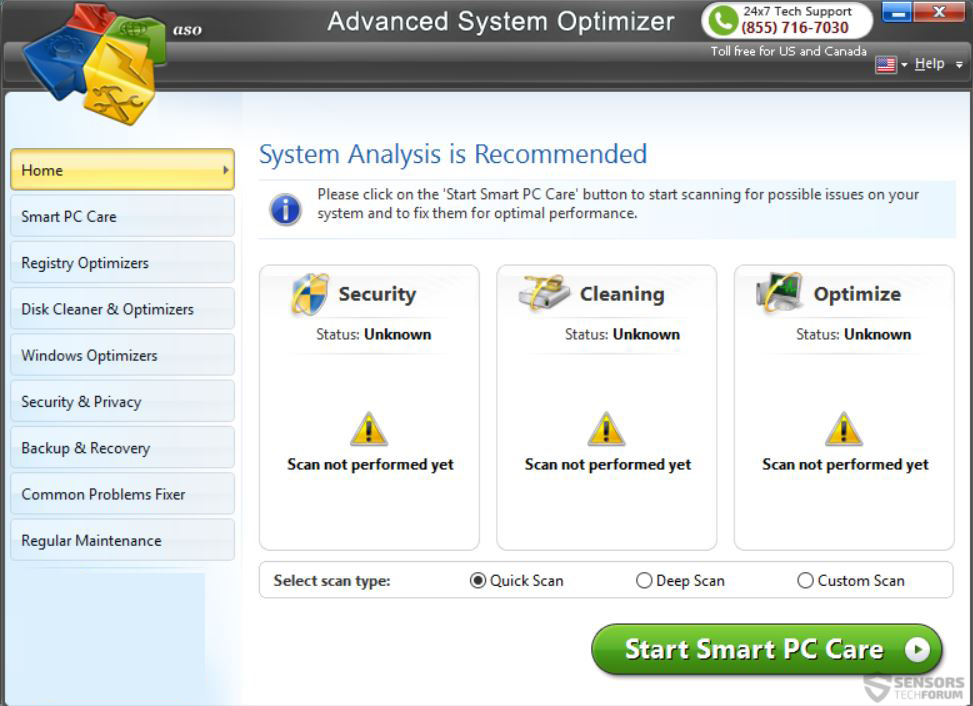 Advanced System Optimizer Review V3 5 Software Come