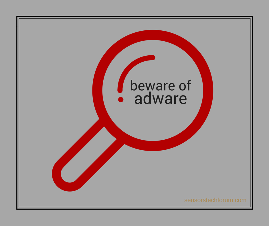 Advertising supported software adware