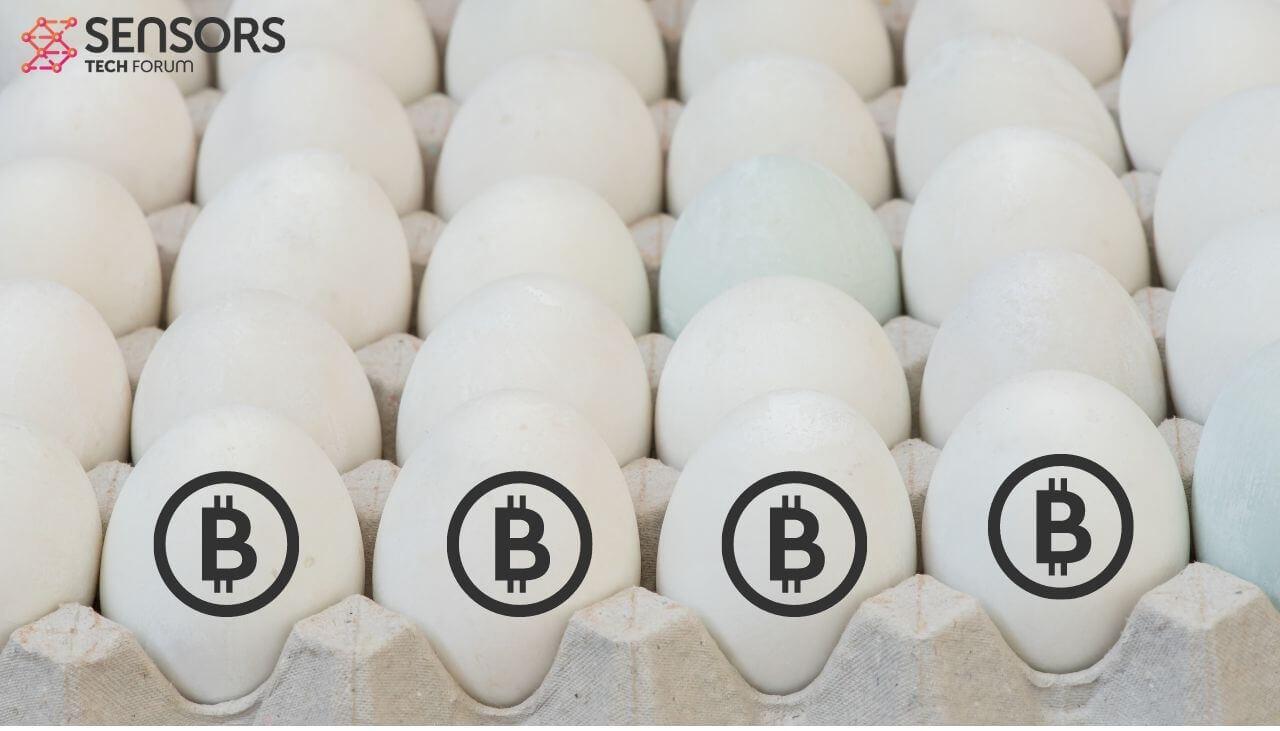 Bitcoin und Ransomware Huhn oder das Ei
