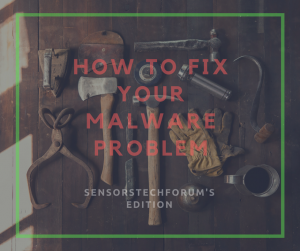 fix-din-malware-problem-sensorstechforum