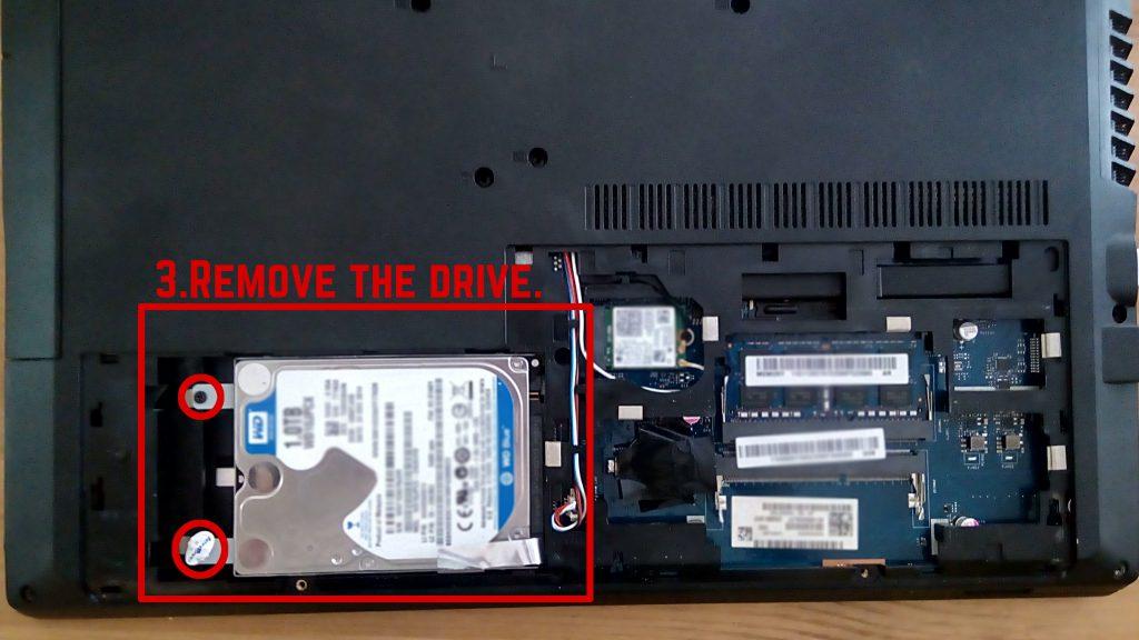 disco duro de eliminación-sensorstechforum