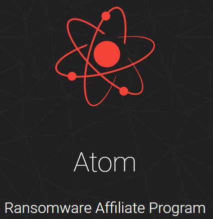stf-atom-ransomware-affiliate-program-logo