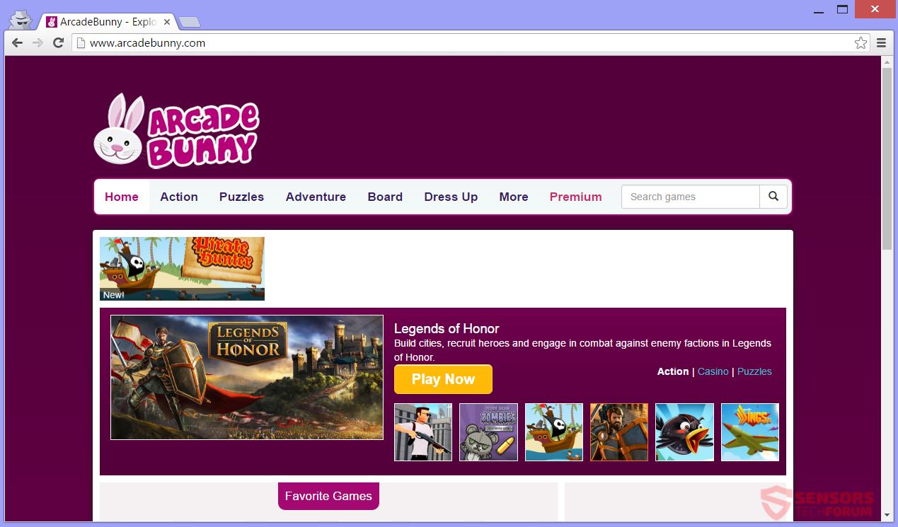 stf-arcadebunny-com-arcade-bunny-adware-ads-main-site-page