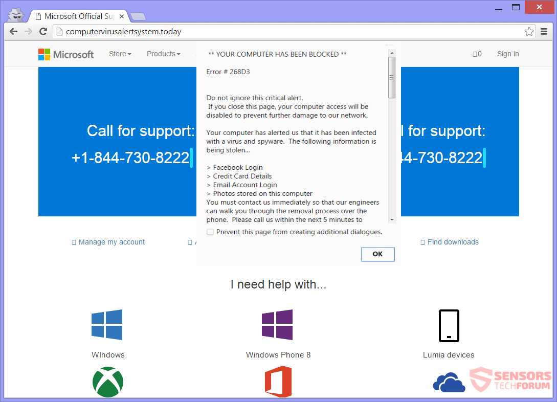 stf-computervirusalertsystem-today-error-268d3-microsoft-look-a-like-fake-tech-support-scam-site-main-page