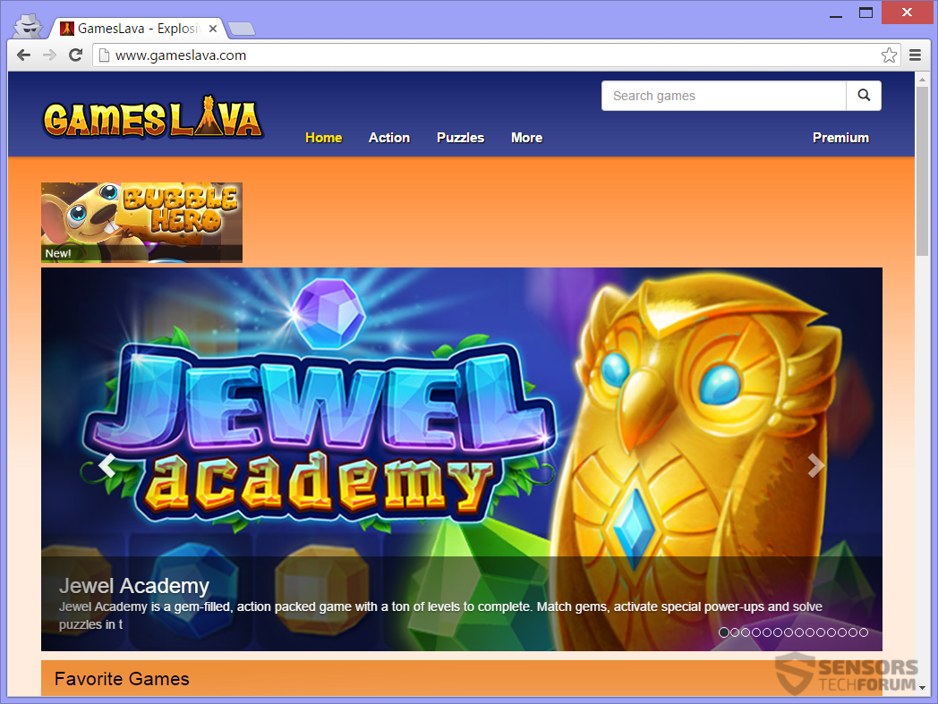 stf-gameslava-com-games-lava-gaming-adware-ads-main-site-page