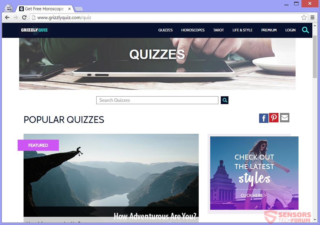 stf-grizzlyquiz-com-grizzly-quiz-adware-ads-quizzes