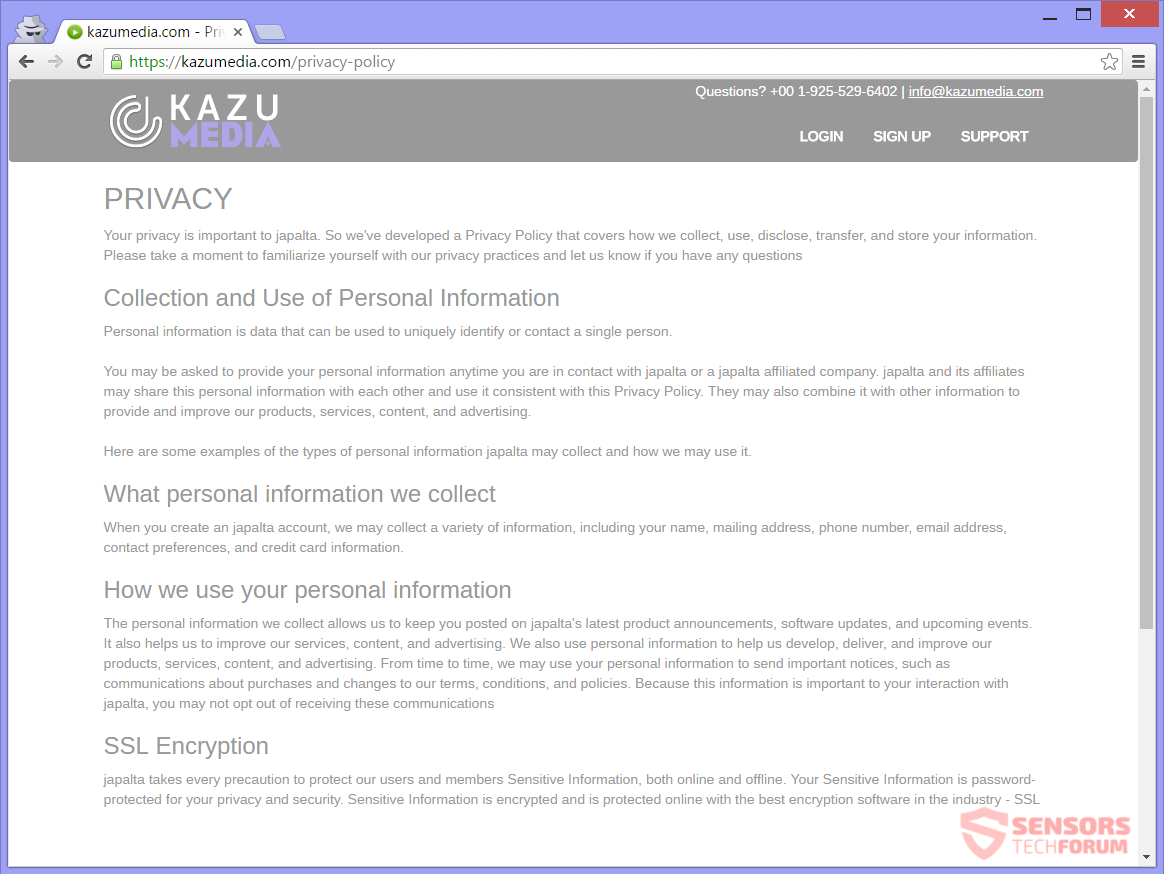 stf-kazumedia-com-kazu-media-adware-ads-privacy-policy