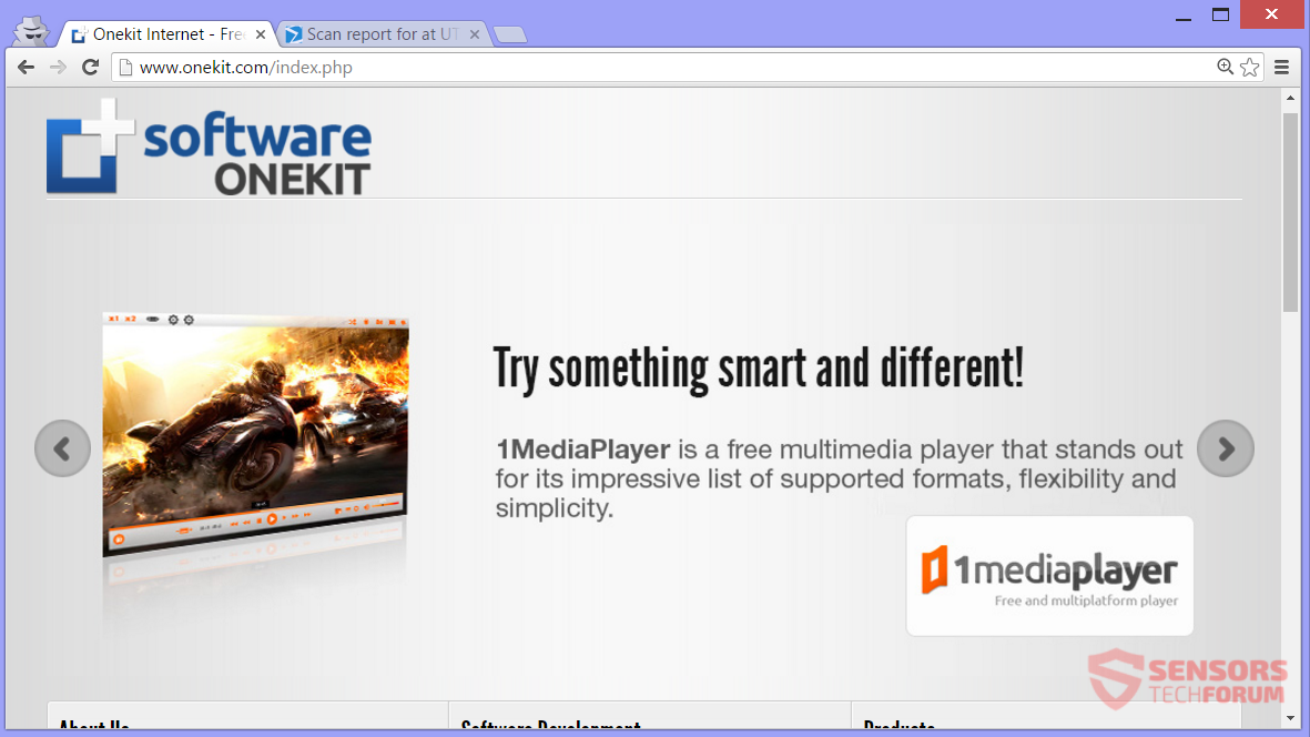 stf-onekit-com-one-kit-adware-ads-main-site-page