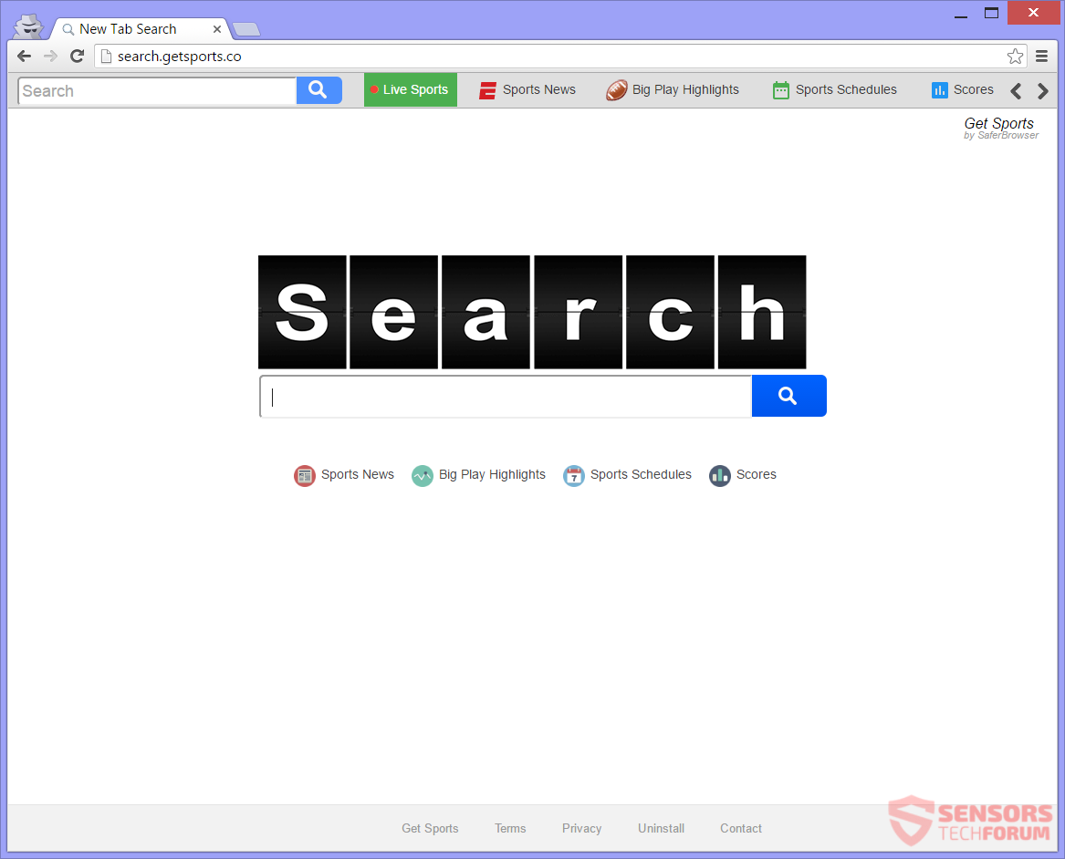 stf-search-getsports-co-get-sports-browser-hijacker-redirect-safer-browser-main-search-page-new-tab