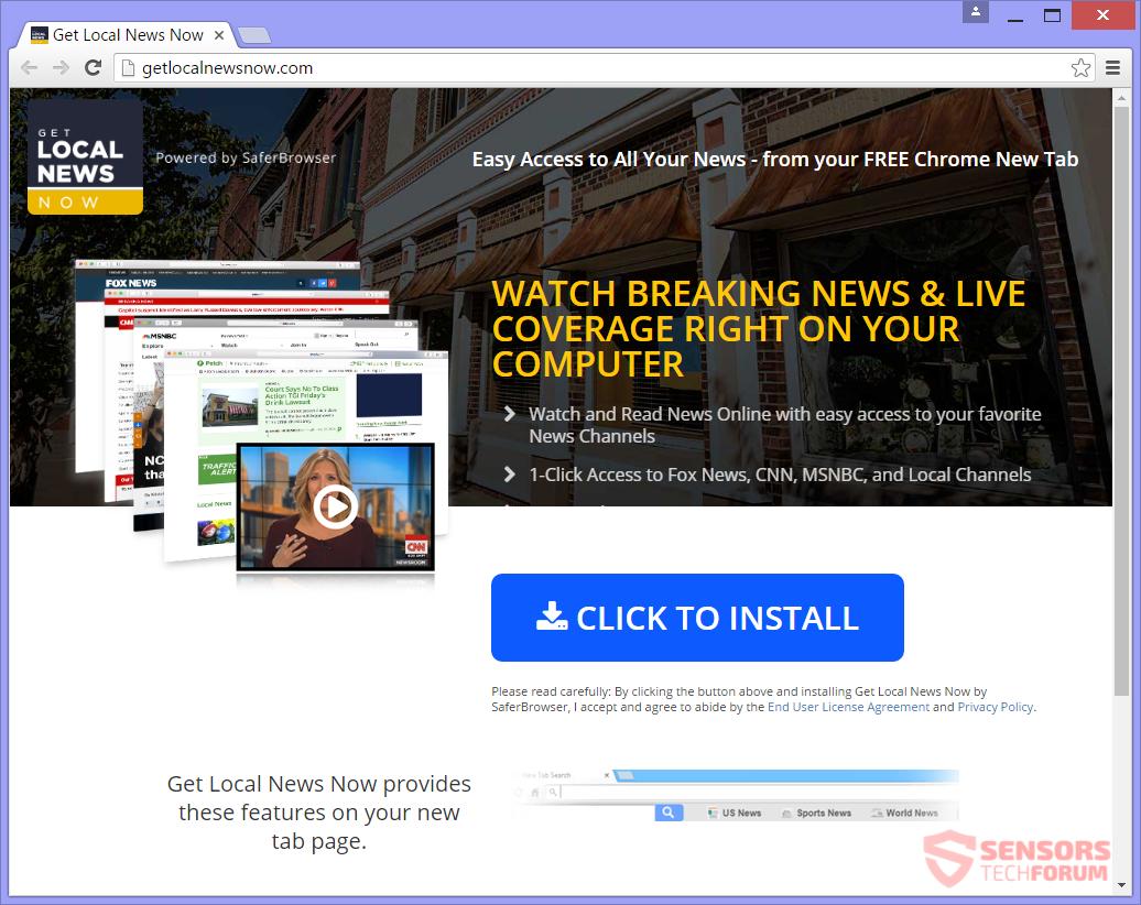 stf-search-searchglnn-com-glnn-safer-browser-hijacker-main-site-page