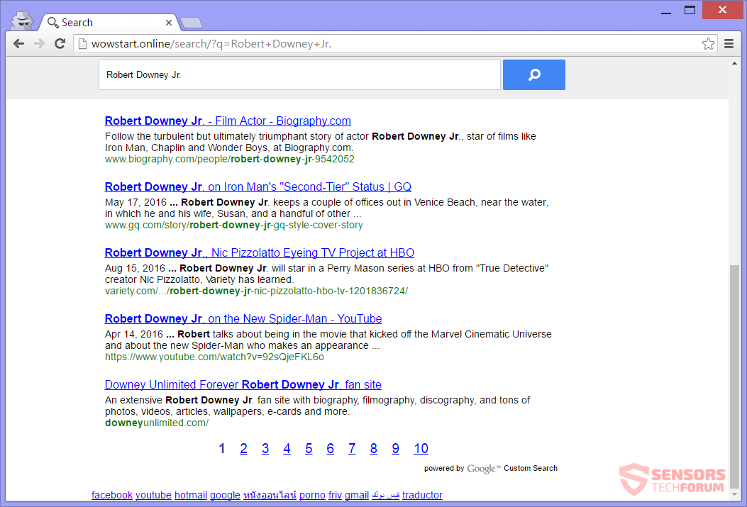 STF-wowstart-online-wow-start-browser-hijacker-redirect-robert-downey-jr-search-results