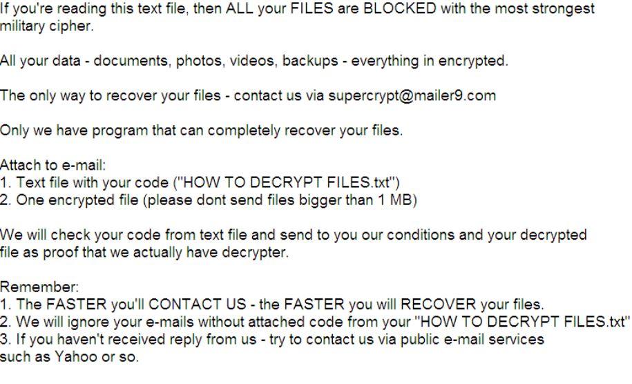 supercrypt-mailer-sensorstechforum-ransomware