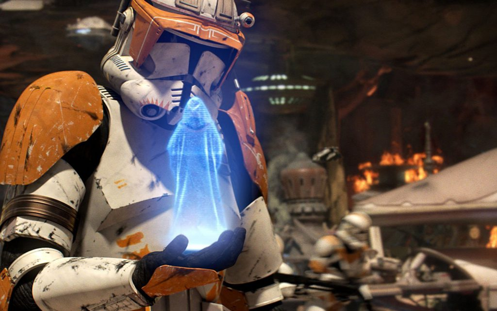 hologram-order-66-star-wars-Stormtrooper-sensorstechforum-Windows 10-hologram
