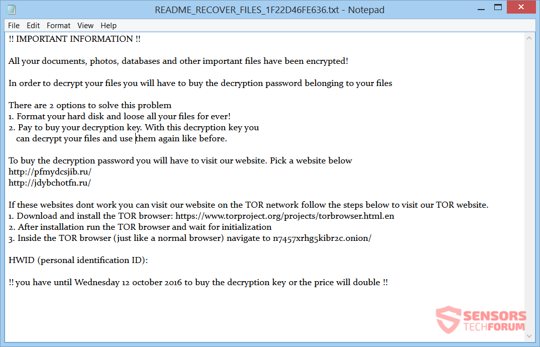STF-hadeslocker-ransomware-hadeslocker-virus rançon message