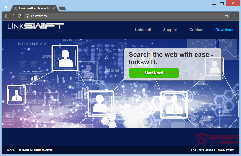 stf-linkswift-co-link-swift-adware-ads-main-site-page
