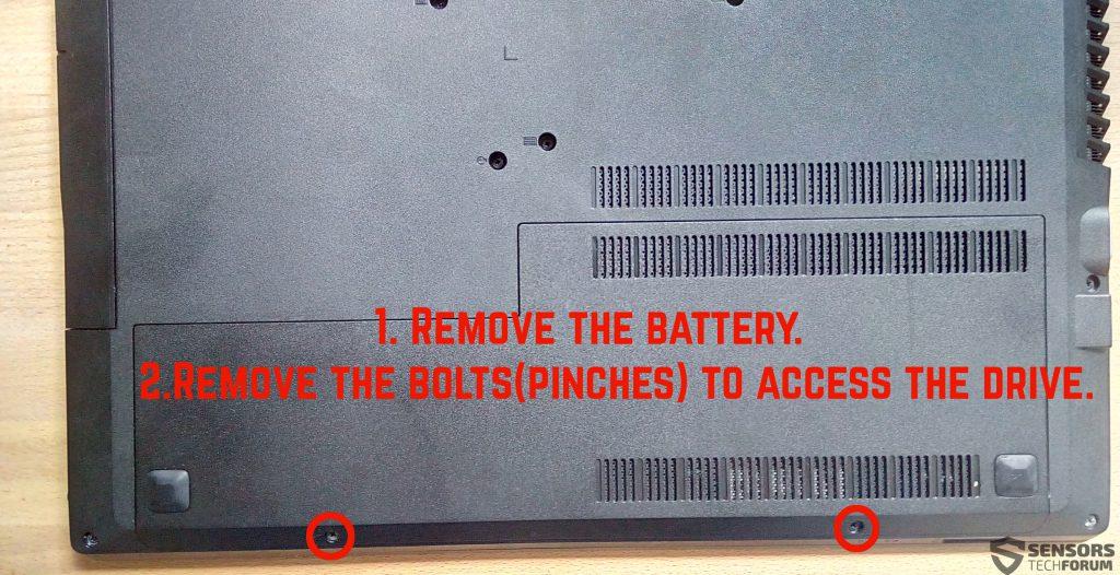sensorstechforum-laptop-verwijder-bouten-sensorstechforum