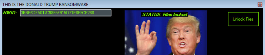 stf-donald-trump-ransomware-virus-files-locked-ransom-message-window