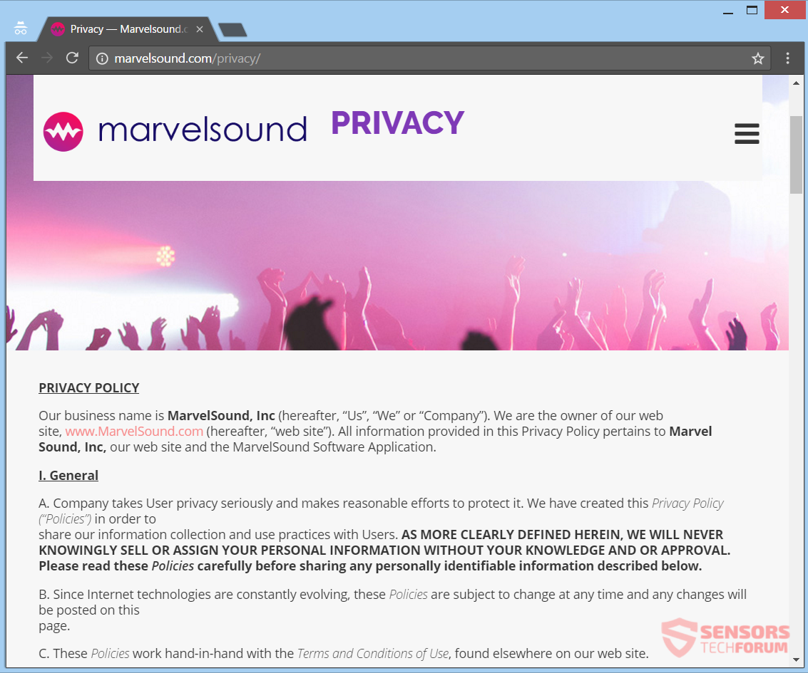 stf-marvelsound-com-marvel-sound-ads-ad-network-privacy-policy